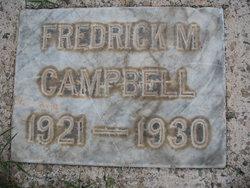 Morris Fredric Campbell