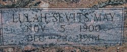 Lulah Kathryn <I>Sevits</I> May