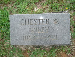 Chester Watts Wiley