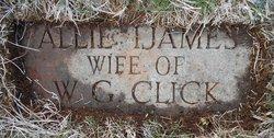 Allie <I>Ijames</I> Click