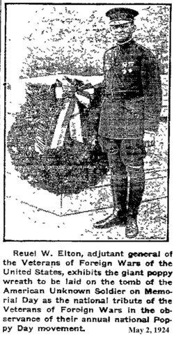 Capt Reuel William Elton, Jr
