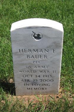 Herman Frederick Bauer