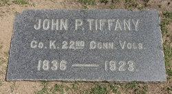 John P. Tiffany