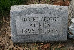 Hubert George Acres