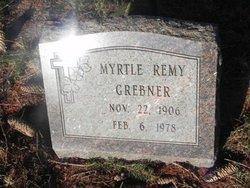 Myrtle <I>Remy</I> Grebner
