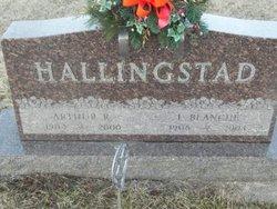 Arthur R Hallingstad