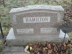 Hazel A Hamilton