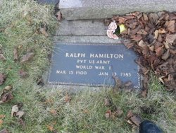 Ralph E Hamilton