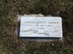 Jerry Leroy Barber