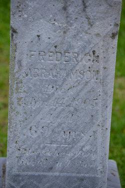 Frederick Abrahamson