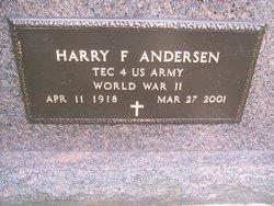 Harry F. Andersen