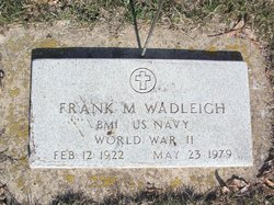 Frank Marker Wadleigh