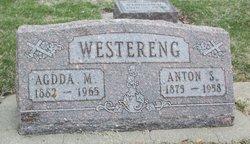 Agdda Mathilde <I>Larson</I> Westereng