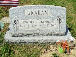 Gladys H <I>Geibel</I> Graham