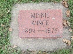 Minnie Louise Winge