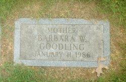Barbara Margaret Goodling