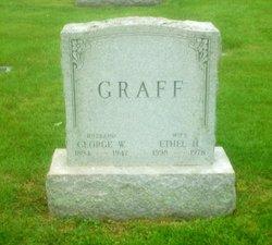 Ethel H. <I>Harner</I> Graff