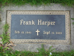 Frank Harper