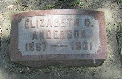 Elizabeth C. <I>Phillips</I> Anderson