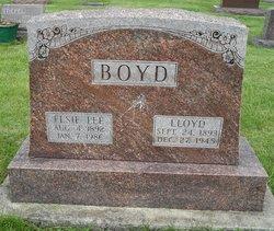 Elsie S. <I>Lee</I> Boyd