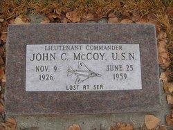 John C McCoy