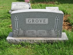 Roy Henry Grove