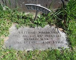 Arthur Simmons