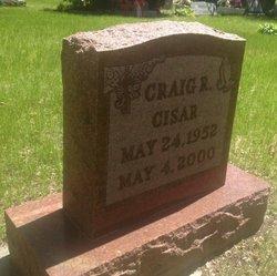 Craig R Cisar