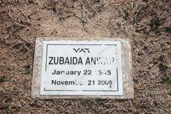 Zubaida Anwar
