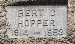 Bert Clifford Hopper