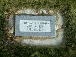 Jonathan F Lambson