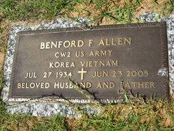 Benford F Allen