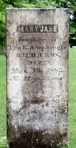 Mary Jane Richards
