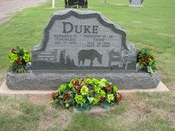 """Denson Davenport """"Duke"""" Duke Jr."""
