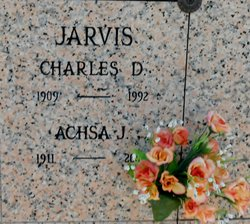 Achsa J Jarvis