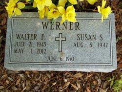 Walter F Werner Jr 1945 2012 Find A Grave Memorial