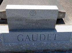 TSGT Neil John Gaudet
