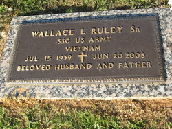 Rev Wallace Lester Ruley, Sr