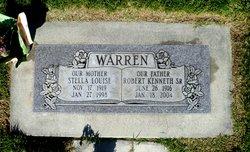 Stella Louise <I>Anderson</I> Warren