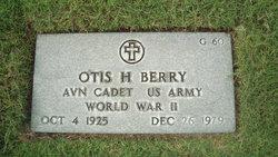 Otis H Berry