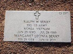 Ralph W Berry