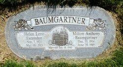 Milton Anthony Baumgartner