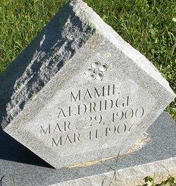 Mamie Aldridge