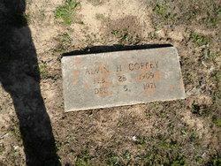 Alvin H Coffey
