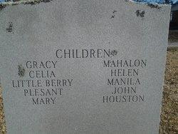 """Elizabeth Temperance """"Betsy"""" <I>Berry</I> Scott"""