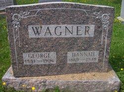 Hannah <I>Sterner</I> Wagner