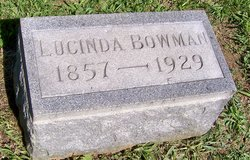 Lucinda <I>Apple</I> Bowman