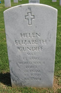 Helen Elizabeth Cundiff
