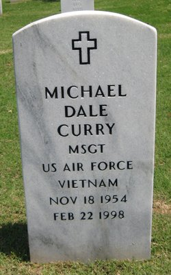 Michael Dale Curry