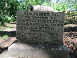 Carrie B. Templeton